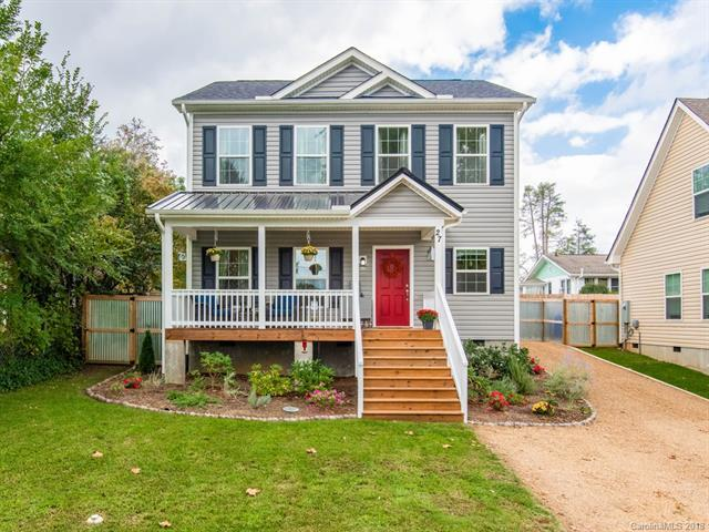 27 Greenwood Road, Asheville, NC 28803 (#3442280) :: Charlotte Home Experts