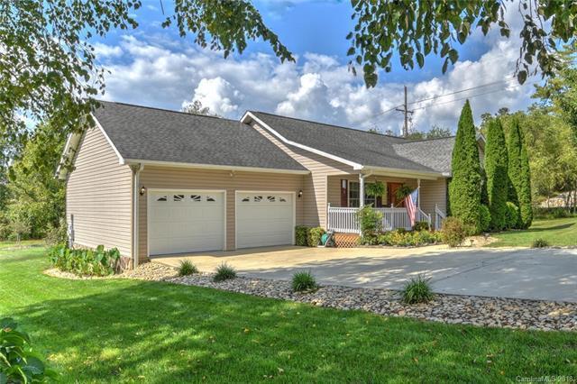 1 Springfield Way, Arden, NC 28704 (#3442368) :: High Performance Real Estate Advisors