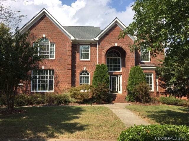 1107 Woodhall Drive, Huntersville, NC 28078 (#3442482) :: Roby Realty