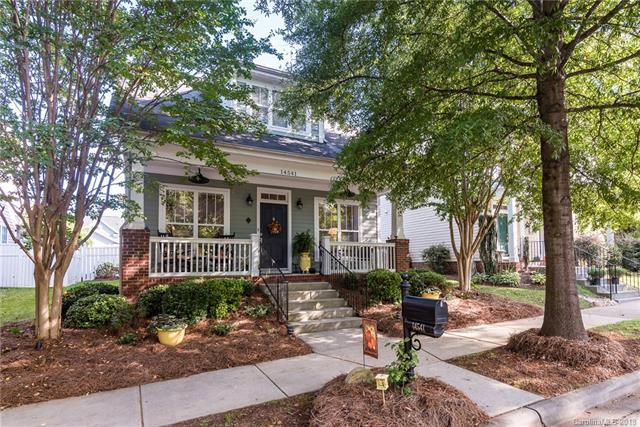 14541 Holly Springs Drive, Huntersville, NC 28078 (#3442484) :: Team Southline