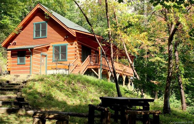 460 White Oak Way, Hot Springs, NC 28743 (#3442536) :: Exit Mountain Realty