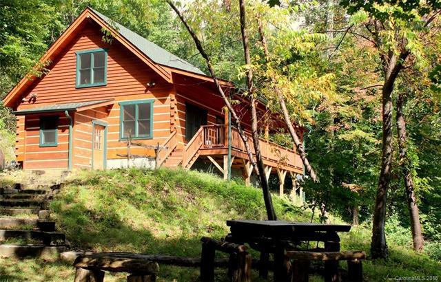 460 White Oak Way, Hot Springs, NC 28743 (#3442536) :: Puffer Properties