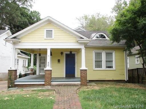 420 Laurel Avenue, Charlotte, NC 28204 (#3442591) :: Exit Mountain Realty