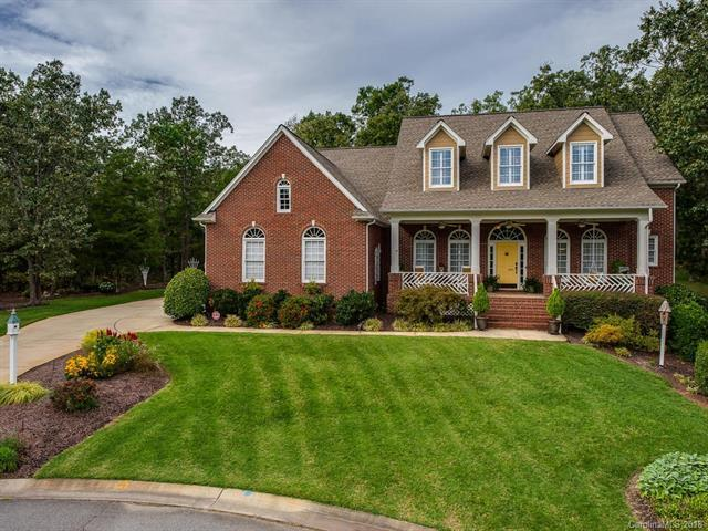 8606 Royster Run, Marvin, NC 28173 (#3442617) :: Stephen Cooley Real Estate Group