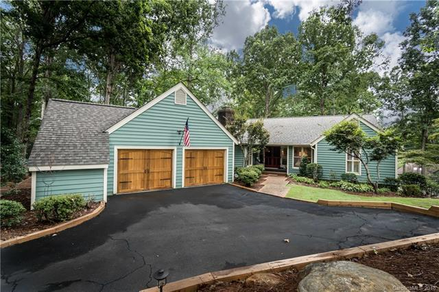 23 Hickory Nut Lane, Lake Wylie, SC 29710 (#3442664) :: Burton Real Estate Group