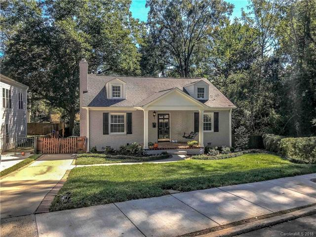2013 Cumberland Avenue, Charlotte, NC 28203 (#3442744) :: The Ramsey Group