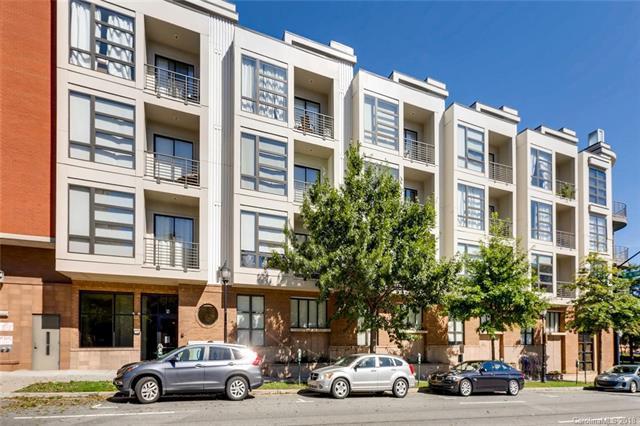 525 E 6th Street #109, Charlotte, NC 28202 (#3442817) :: MartinGroup Properties