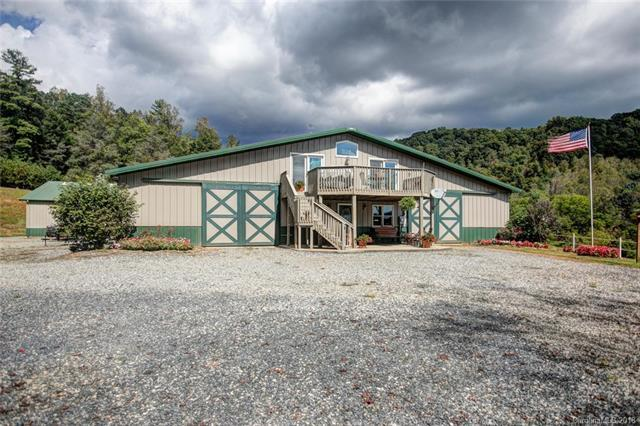 2725 Crooked Creek Road, Mars Hill, NC 28754 (#3442860) :: Charlotte Home Experts