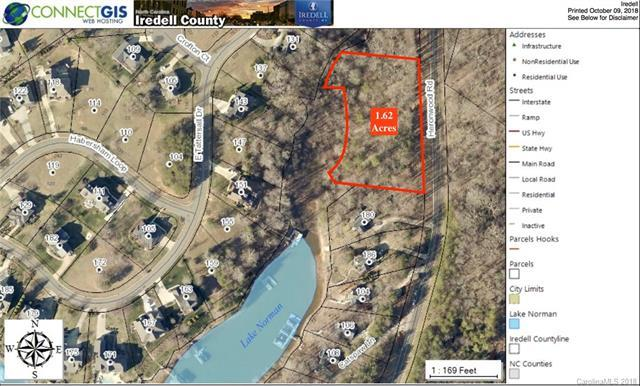 1.62 Acres Heronwood Road, Statesville, NC 28677 (MLS #3442895) :: RE/MAX Impact Realty