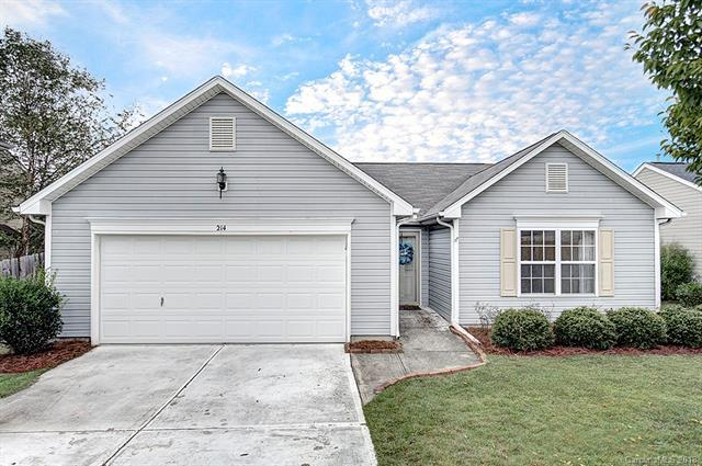 214 Water Ridge Avenue, Kannapolis, NC 28083 (#3442907) :: Cloninger Properties