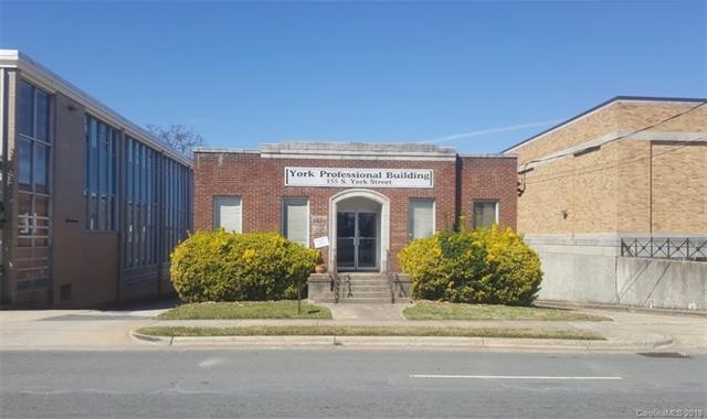 155 S York Street, Gastonia, NC 28052 (#3442915) :: Team Southline