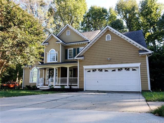 9915 Davis Lake Parkway, Charlotte, NC 28269 (#3442950) :: High Performance Real Estate Advisors