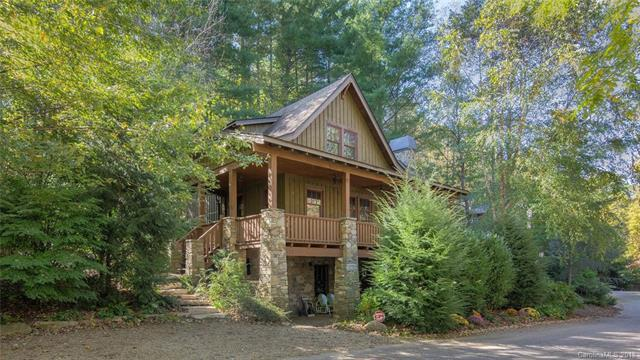 21 Chaucer Road, Black Mountain, NC 28711 (#3442953) :: RE/MAX Four Seasons Realty