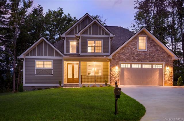 55 Jackson Meadow Road, Fletcher, NC 28732 (#3442983) :: Rinehart Realty