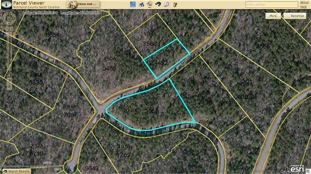 TBD Riverhills Trail 74 & 74A, Rockingham, NC 28374 (#3443052) :: Odell Realty