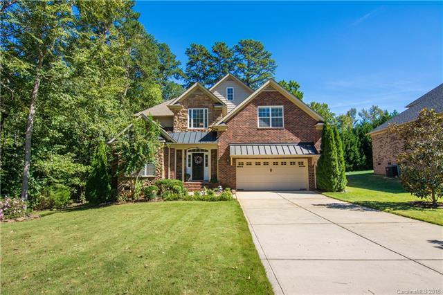 14529 Toms Farm Road, Matthews, NC 28105 (#3443101) :: The Ramsey Group