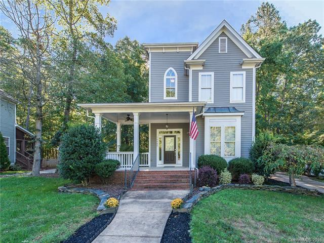 16405 Kelly Park Circle, Huntersville, NC 28078 (#3443156) :: High Performance Real Estate Advisors