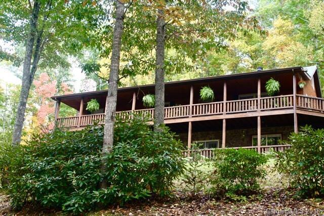237 Ashland Mountain Road, Bakersville, NC 28705 (#3443162) :: Rinehart Realty