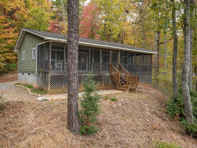 488 Deep Woods Lane, Saluda, NC 28773 (#3443343) :: Exit Mountain Realty