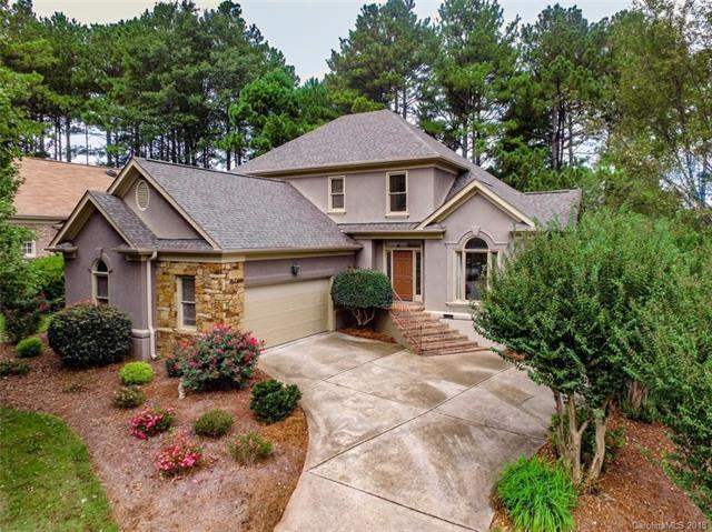17235 Players Ridge Drive, Cornelius, NC 28031 (#3443353) :: Odell Realty