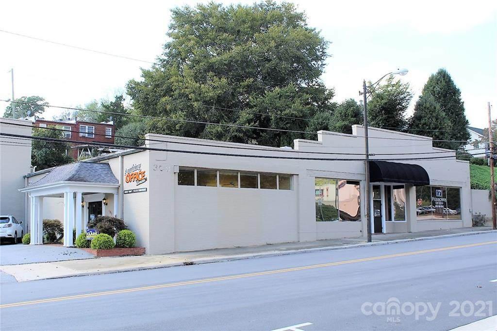 309 N Main Street, Lenoir, NC 28645 (#3443359) :: Team Southline