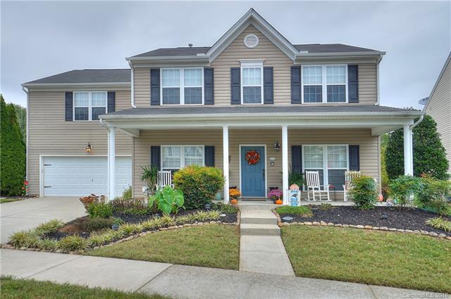 6925 Tanners Creek Drive, Huntersville, NC 28078 (#3443427) :: Odell Realty