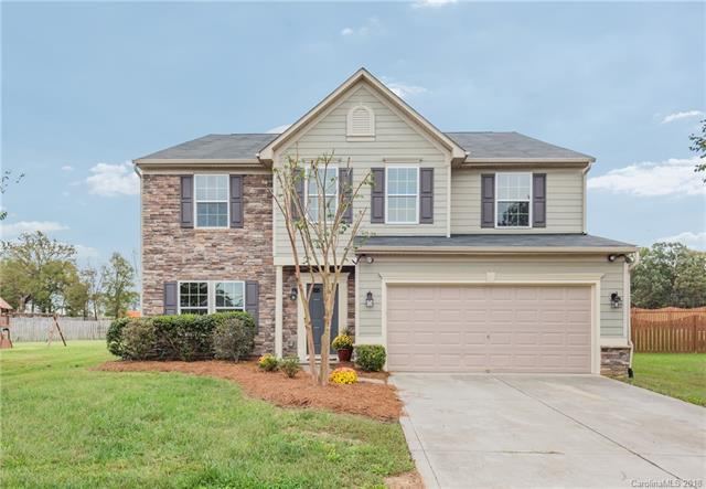 4308 Roundwood Court, Indian Trail, NC 28079 (#3443433) :: Scarlett Real Estate