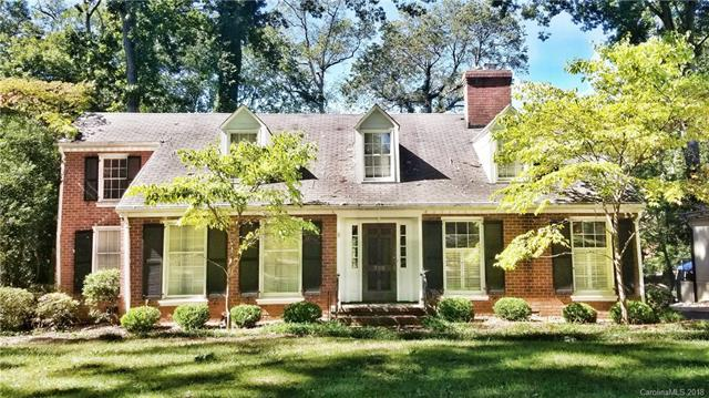 700 Cherokee Road, Charlotte, NC 28207 (#3443474) :: The Ramsey Group