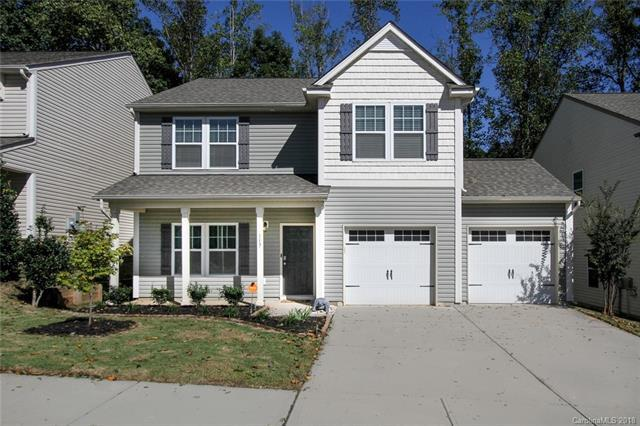 117 Collenton Lane #33, Mooresville, NC 28115 (#3443526) :: Odell Realty