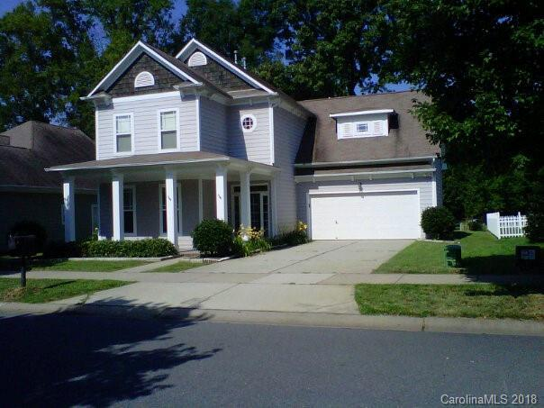 19237 Coachmans Trace, Cornelius, NC 28031 (#3443542) :: Odell Realty