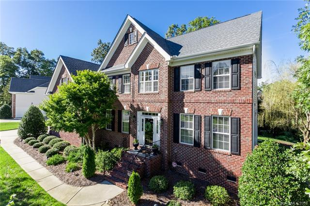 11019 Persimmon Creek Drive, Mint Hill, NC 28227 (#3443548) :: Odell Realty