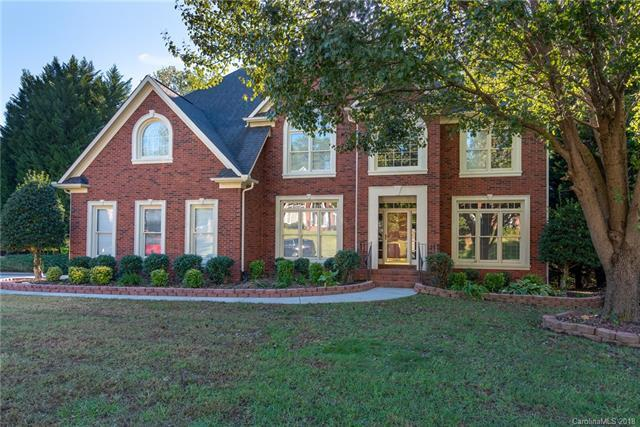 10022 Bayart Way, Huntersville, NC 28078 (#3443603) :: Odell Realty