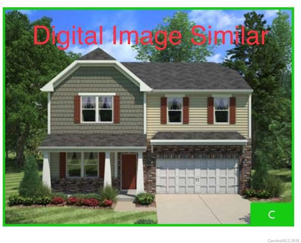141 Wrangell Drive #63, Mooresville, NC 28117 (#3443615) :: Exit Mountain Realty