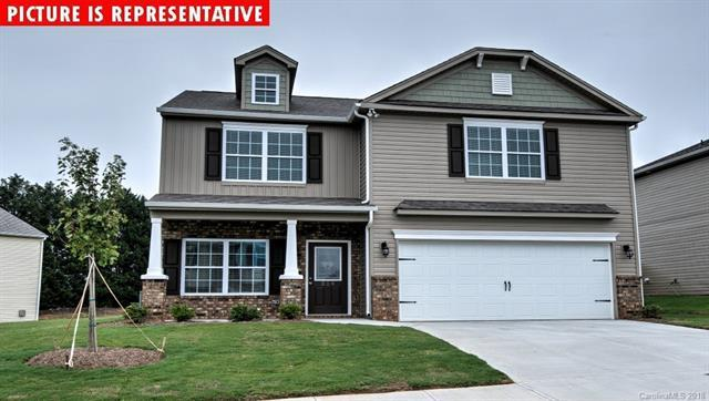 2414 Sugar Court SW Lot 4, Concord, NC 28027 (#3443634) :: Odell Realty