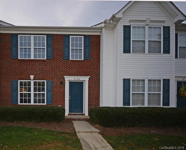 3228 Barons Court Road #7, Charlotte, NC 28213 (#3443644) :: High Performance Real Estate Advisors