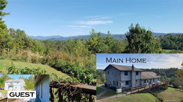 300 Trotters Lane, Mars Hill, NC 28754 (#3443714) :: Rowena Patton's All-Star Powerhouse