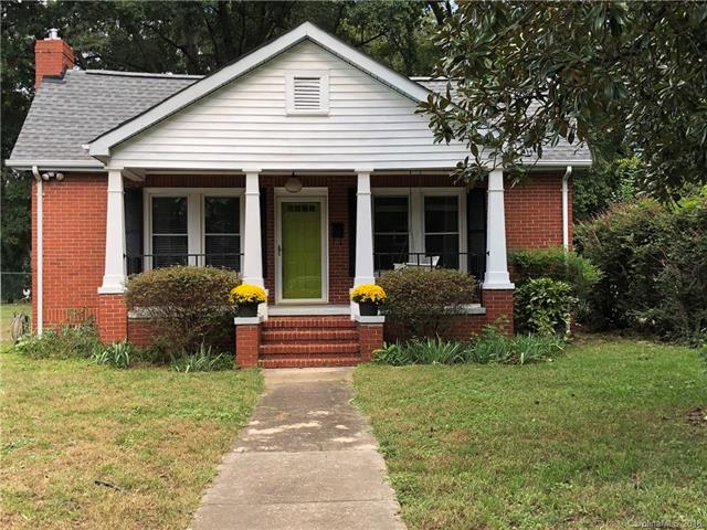 1505 Mimosa Avenue, Charlotte, NC 28205 (#3443730) :: Scarlett Real Estate