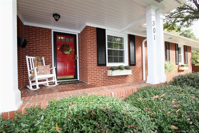 301 Scofield Road, Charlotte, NC 28209 (#3443779) :: High Performance Real Estate Advisors