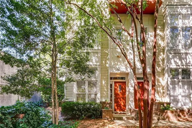 641 N Alexander Street #641, Charlotte, NC 28202 (#3443797) :: Scarlett Real Estate