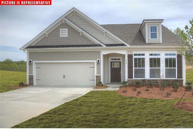3708 Norman View Drive #160, Sherrills Ford, NC 28673 (#3443848) :: Odell Realty
