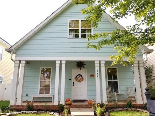 15728 Millbank Street, Huntersville, NC 28078 (#3443850) :: Chantel Ray Real Estate