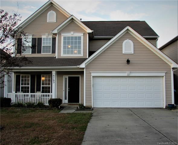 6763 Sequoia Hills Drive #389, Harrisburg, NC 28075 (#3443899) :: Odell Realty