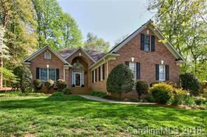 134 Sumter Drive, Mooresville, NC 28117 (#3443905) :: Odell Realty