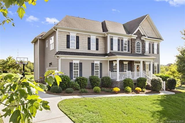 9802 Hillspring Drive, Huntersville, NC 28078 (#3443961) :: The Sarver Group