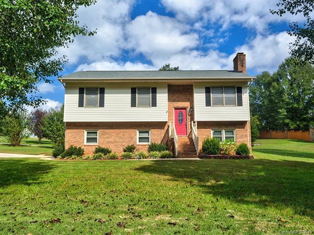126 Partridge Hill Lane, Statesville, NC 28625 (#3444034) :: Exit Mountain Realty
