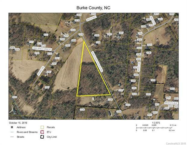 0 Warlick Church Road, Connelly Springs, NC 28612 (#3444039) :: Washburn Real Estate