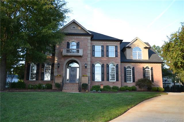 10209 Bailes Court, Huntersville, NC 28078 (#3444223) :: Homes Charlotte