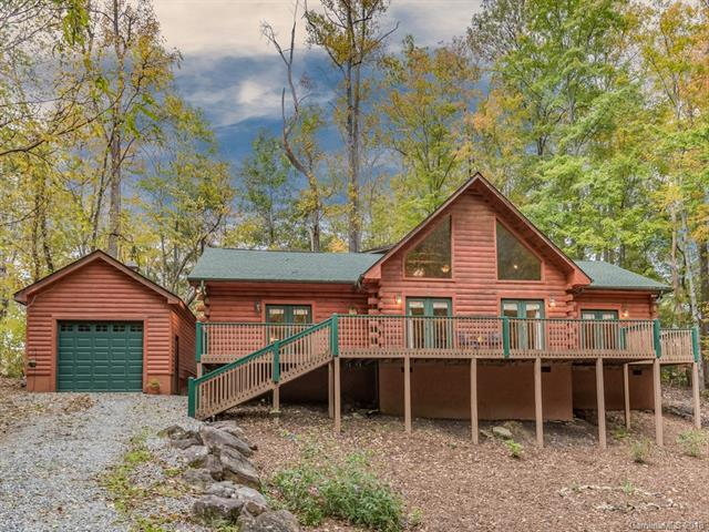 382 Bolt Road, Lake Lure, NC 28746 (#3444270) :: Cloninger Properties