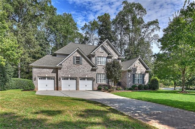 5204 Turkey Oak Drive, Mint Hill, NC 28227 (#3444294) :: RE/MAX Four Seasons Realty
