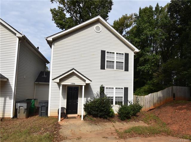 1006 Beaugard Drive, Charlotte, NC 28208 (#3444302) :: Team Southline